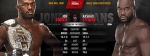 UFC Interactive Fight Card