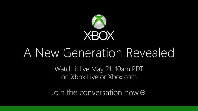 Xbox A New Generation Revealed
