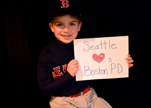 Seattle Loves Boston PD
